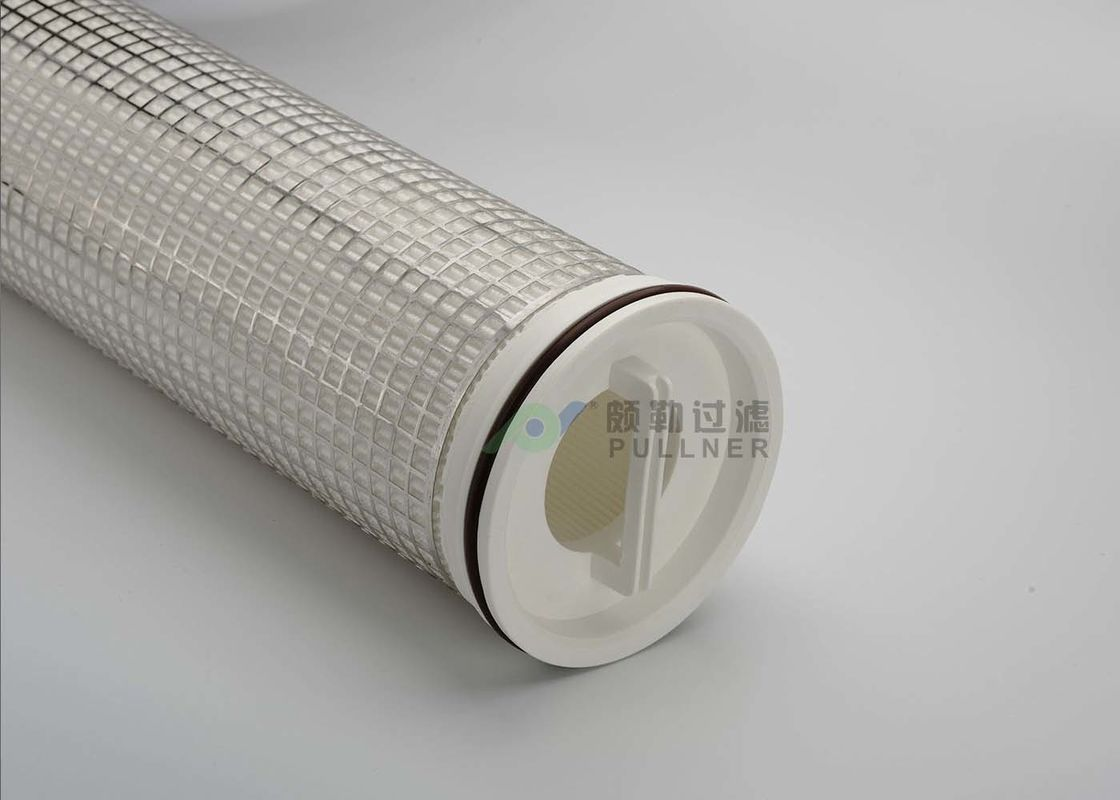 "40"" 60"" High Temp Water Filter , High Temperature Filter 5 Micron Pre - Filtration"