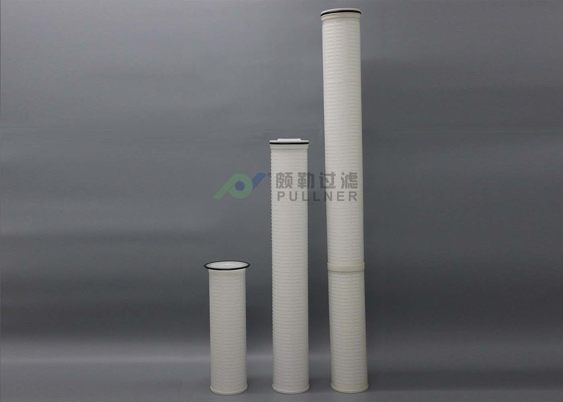 PP Desalination High Flow Filter Cartridge 5 Micron FDA Electronics Industry