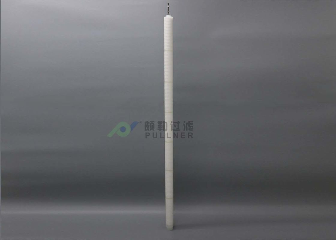 Power Generation Backflushing Condensate Polishing Filter Cartridge PP 5 Micron Filter