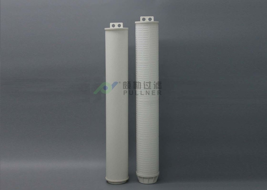 152mm 70m3/H Water Purifier Power Plant Filter Cartridge