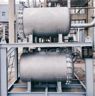 SS316L 1.0MPa Sanitary Horizontal Stainless Steel Filter Housing