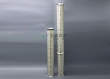 China Process Water High Temperature Water Filter Pleated With High Flow Rate distributor