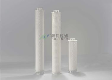 "China CPP CPU Power Plant Filter Cartridge PP Pleated Length 40"" OD 152.4mm factory"