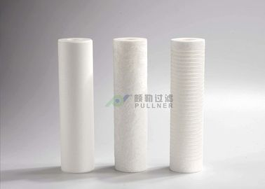 China Food and Beverage Melt Blown Filter Cartridge PP Spun Filter FDA Certificate distributor