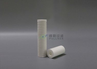 "China OD 115mm Flow Pro Melt Blown Filter Cartridges 10"" 20"" 30"" 40"" RO Treatment distributor"