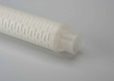 China Start - Up Filters Micron Filter Cartridge , Backwash PP Pleated CPU Filters factory